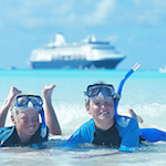 Cruise-informatie HAL kids cruise