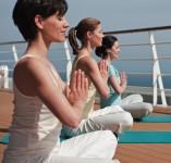 Wellness faciliteiten aan boord van AIDA